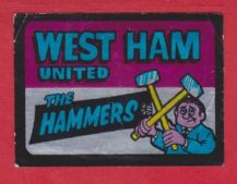 West Ham United The Hammers